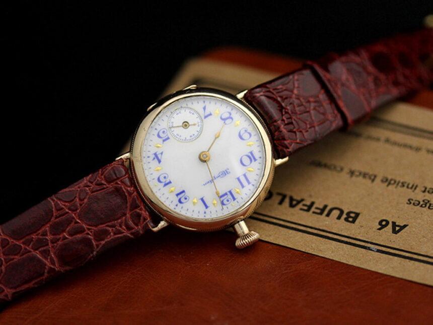 ハンプデンのアンティーク腕時計-W1260-2