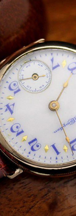 ハンプデンのアンティーク腕時計-W1260-3