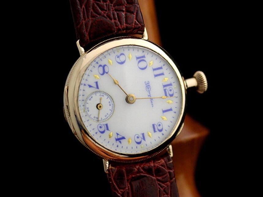 ハンプデンのアンティーク腕時計-W1260-5