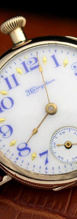 ハンプデンのアンティーク腕時計-W1260-6