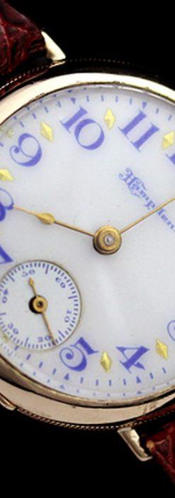 ハンプデンのアンティーク腕時計-W1260-9