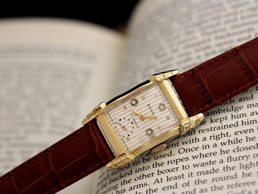 ベンラス腕時計-W1269-3