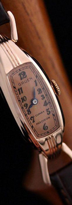 グリュエン腕時計-W1279-1