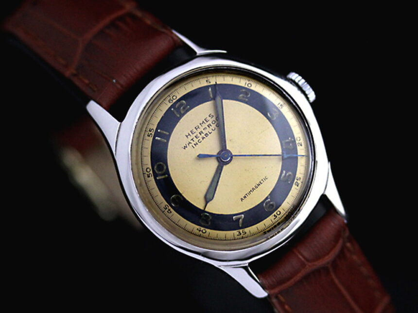 エルメス腕時計-W1287-9