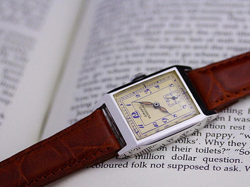 ジラールぺルゴ腕時計-W1296-2