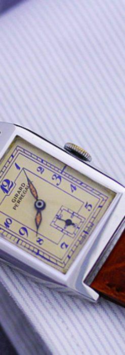 ジラールぺルゴ腕時計-W1296-3