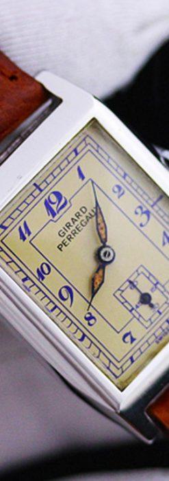 ジラールぺルゴ腕時計-W1296-4