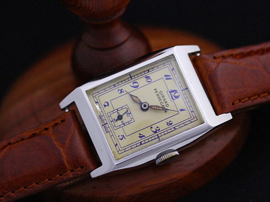 ジラールぺルゴ腕時計-W1296-5