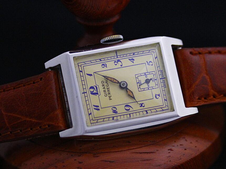ジラールぺルゴ腕時計-W1296-6