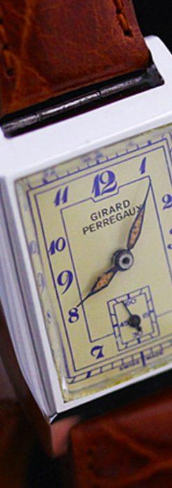 ジラールぺルゴ腕時計-W1296-7