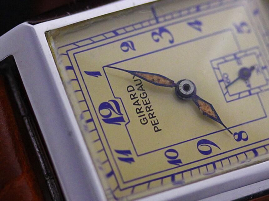 ジラールぺルゴ腕時計-W1296-8
