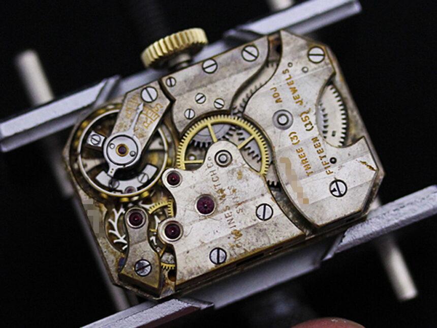 ロンジンのアンティーク腕時計-W1297-12