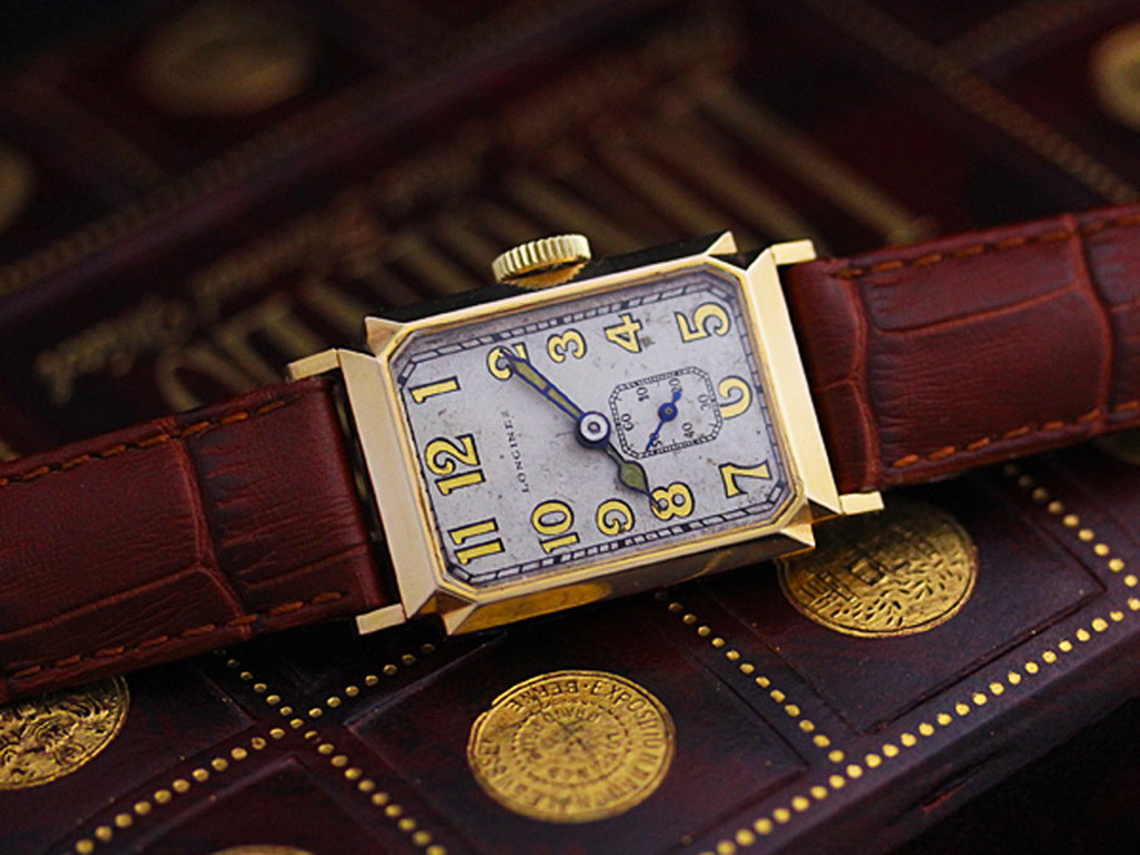 ロンジンのアンティーク腕時計-W1297-2