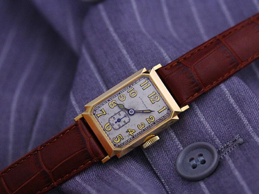 ロンジンのアンティーク腕時計-W1297-3