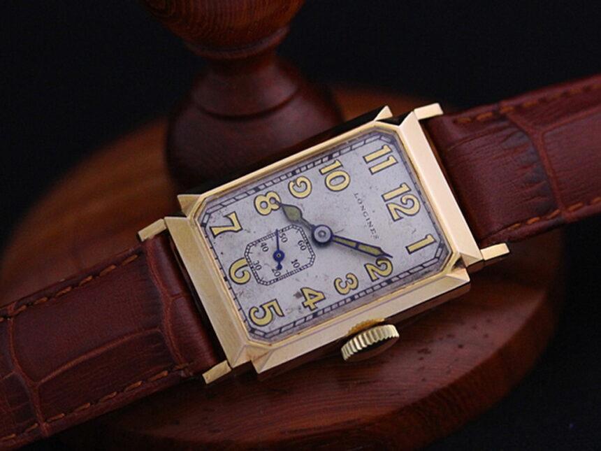 ロンジンのアンティーク腕時計-W1297-5