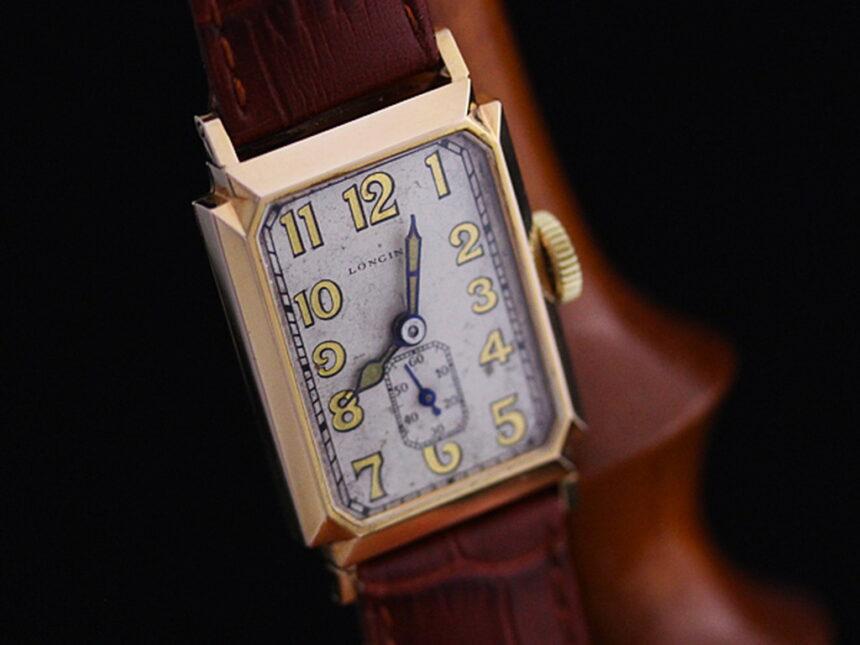 ロンジンのアンティーク腕時計-W1297-6