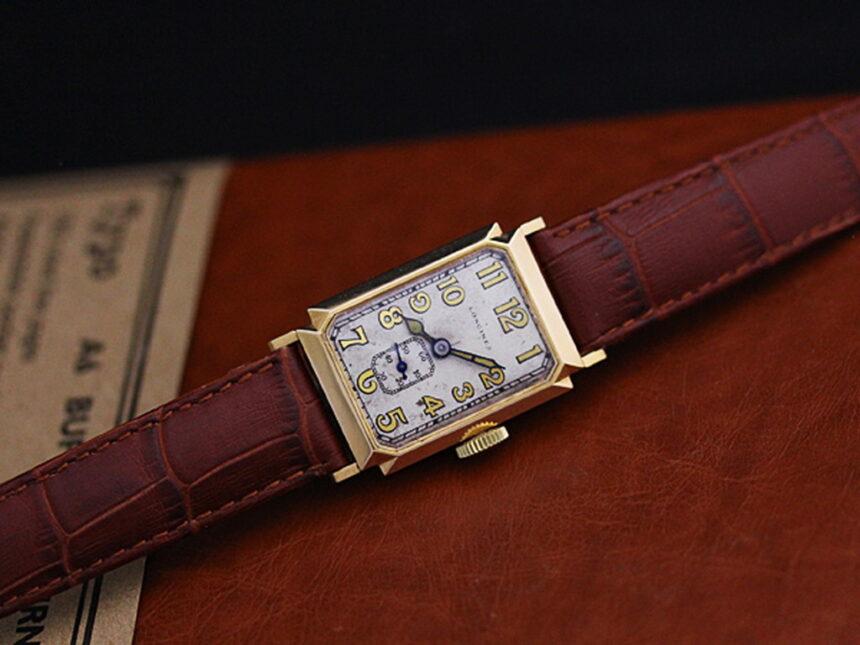 ロンジンのアンティーク腕時計-W1297-7