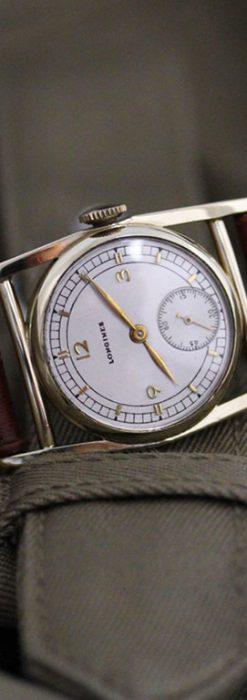 ロンジンのアンティーク腕時計-W1301-1