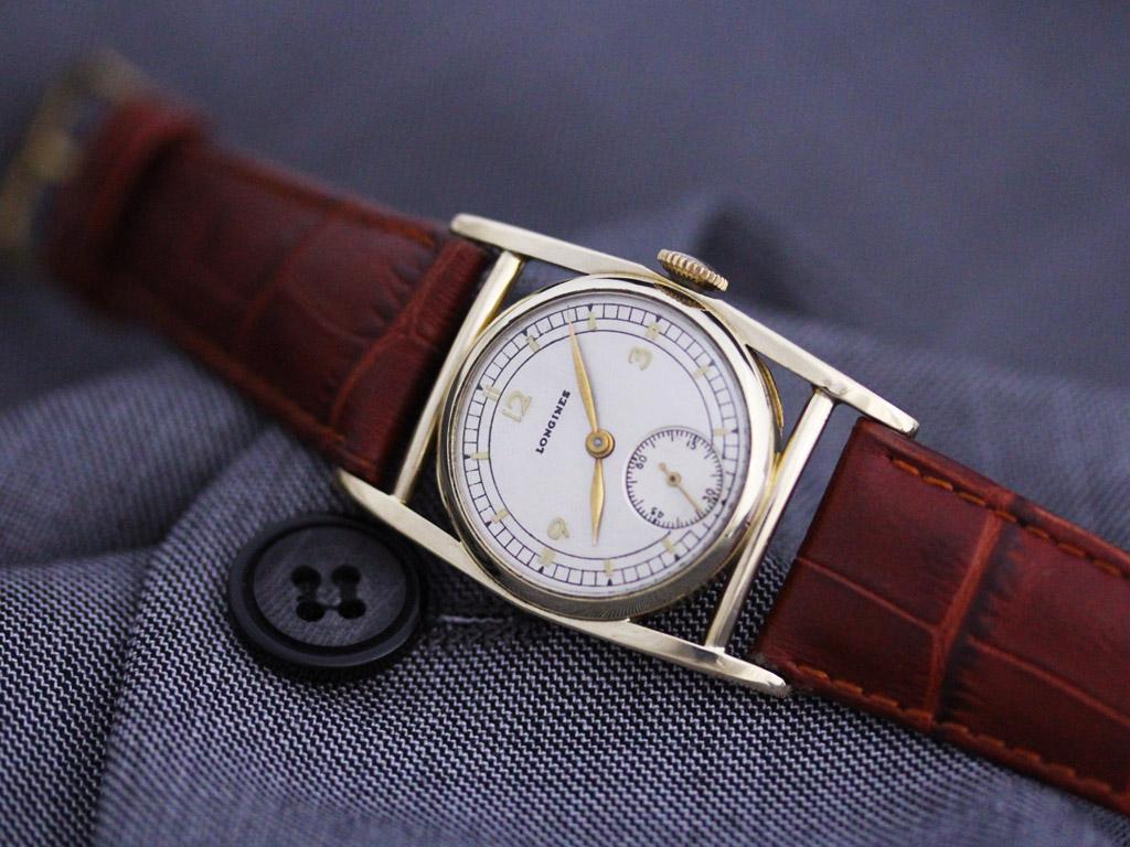 ロンジンのアンティーク腕時計-W1301-2