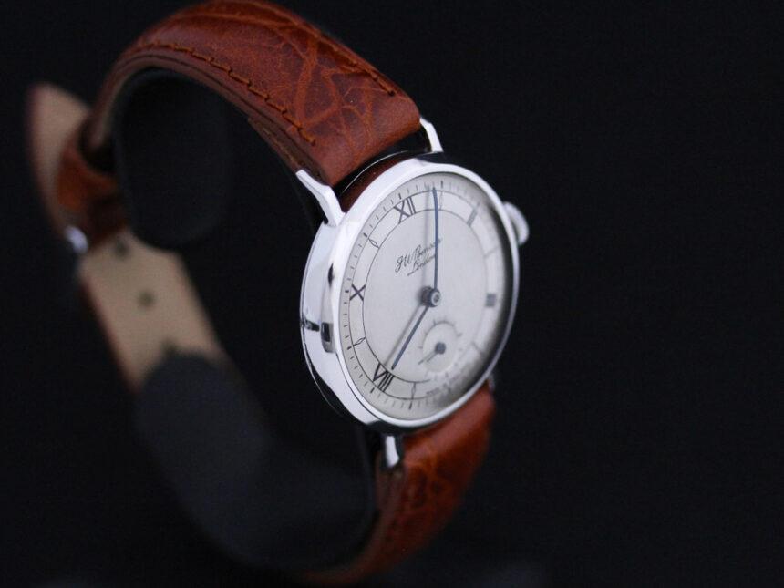 ベンソンのアンティーク腕時計-W1305-12