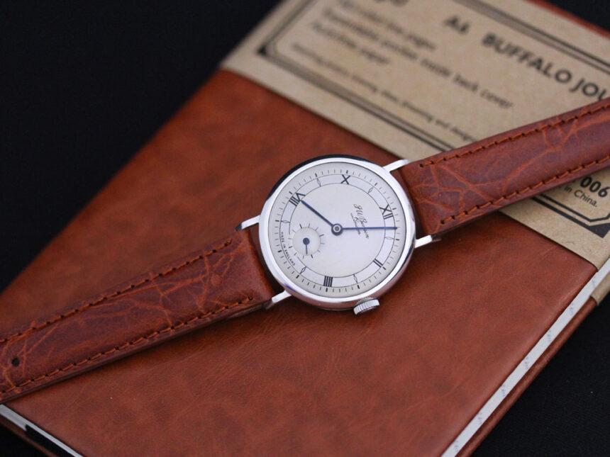 ベンソンのアンティーク腕時計-W1305-14