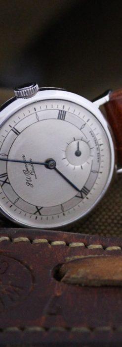 ベンソンのアンティーク腕時計-W1305-3