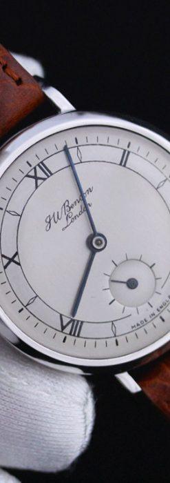ベンソンのアンティーク腕時計-W1305-4