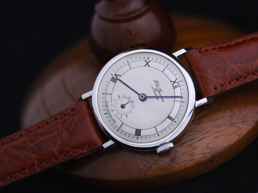 ベンソンのアンティーク腕時計-W1305-5