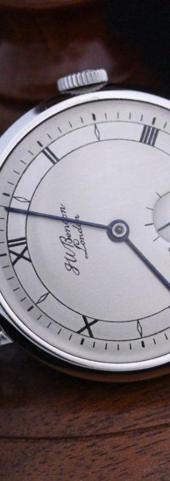 ベンソンのアンティーク腕時計-W1305-6