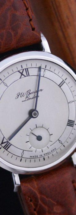 ベンソンのアンティーク腕時計-W1305-7
