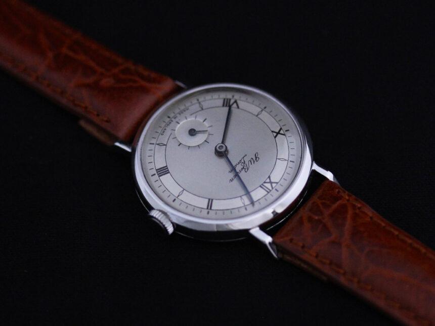 ベンソンのアンティーク腕時計-W1305-8
