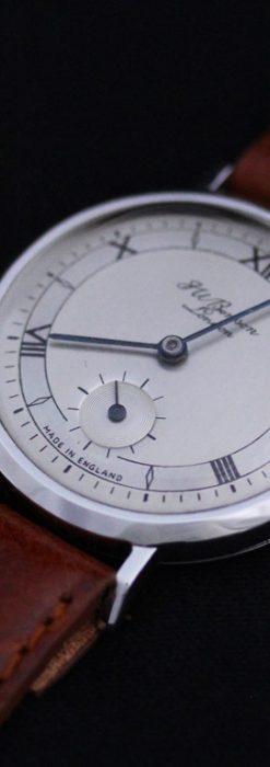 ベンソンのアンティーク腕時計-W1305-9