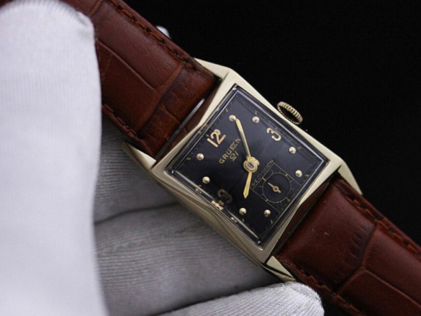 グリュエン腕時計-W1316-6