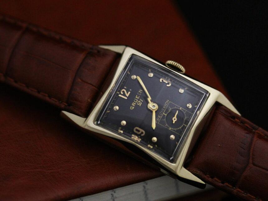 グリュエン腕時計-W1316-7
