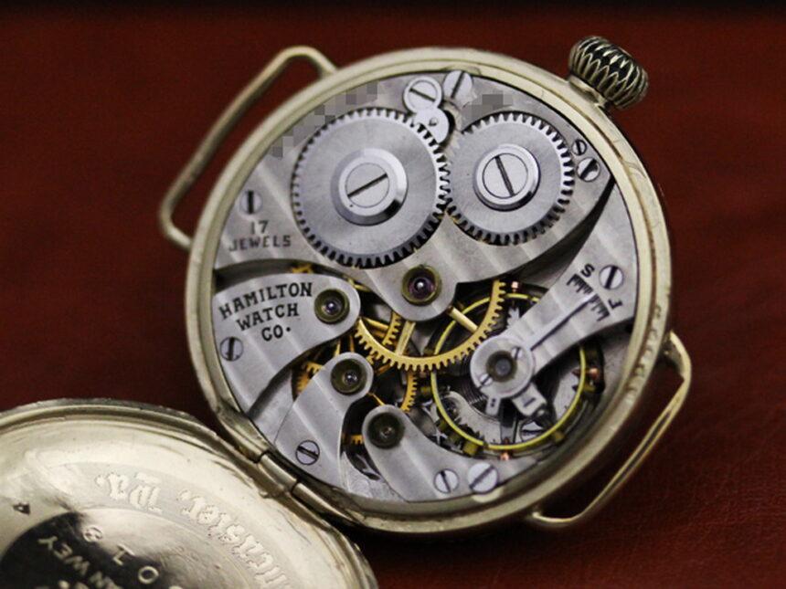 ハミルトン腕時計-W1317-14