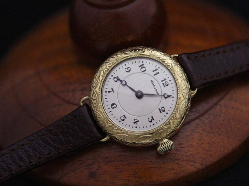 ハミルトン腕時計-W1317-4