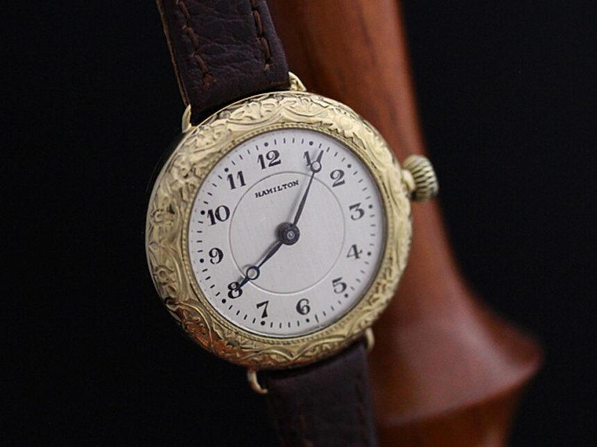 ハミルトン腕時計-W1317-6