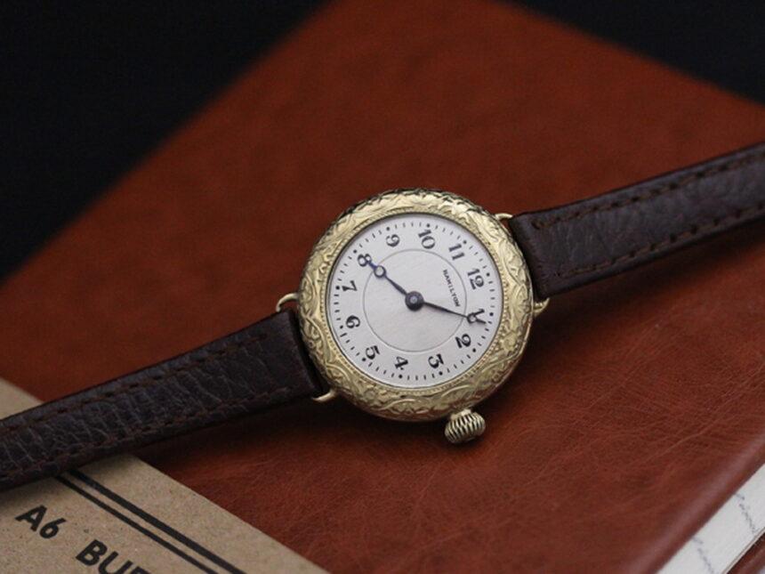 ハミルトン腕時計-W1317-7