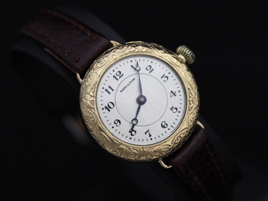 ハミルトン腕時計-W1317-8