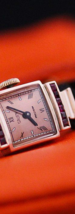 グリュエン腕時計-W1331-1