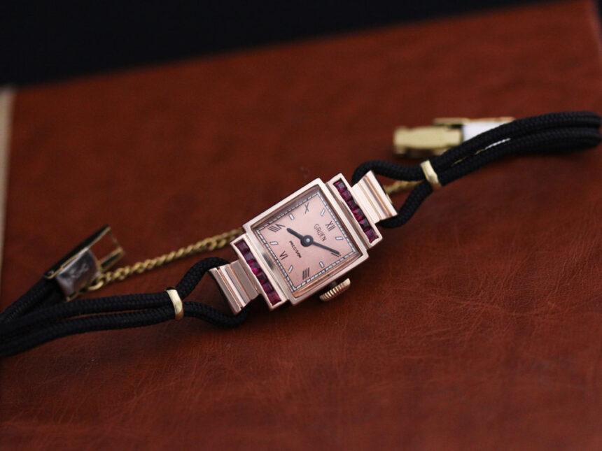 グリュエン腕時計-W1331-10