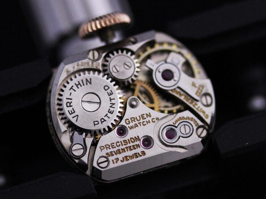 グリュエン腕時計-W1331-13