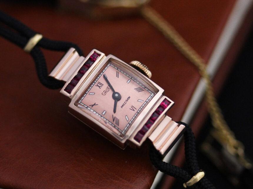 グリュエン腕時計-W1331-3