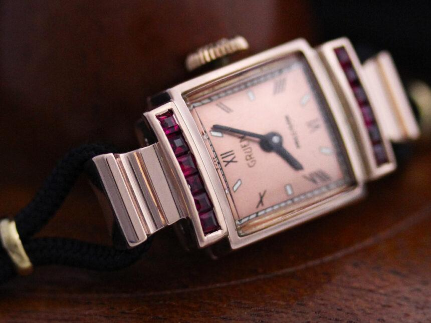 グリュエン腕時計-W1331-4
