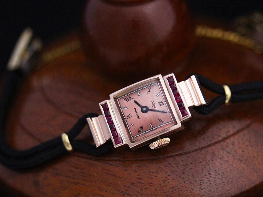 グリュエン腕時計-W1331-5