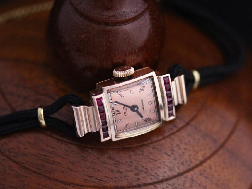 グリュエン腕時計-W1331-6