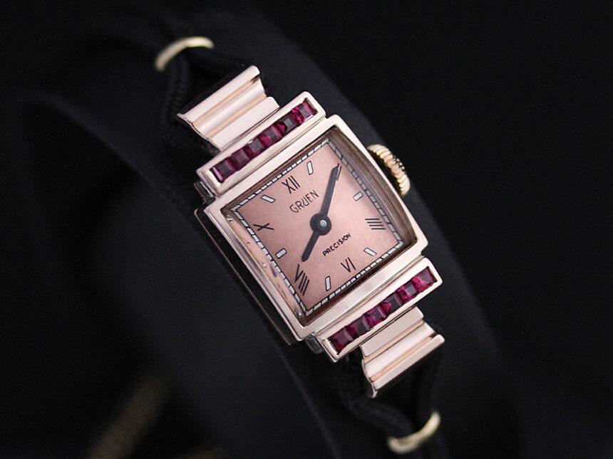 グリュエン腕時計-W1331-8