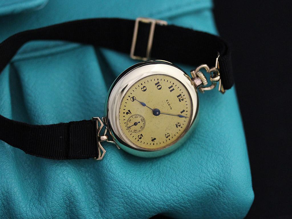エルジン腕時計-W1332-2