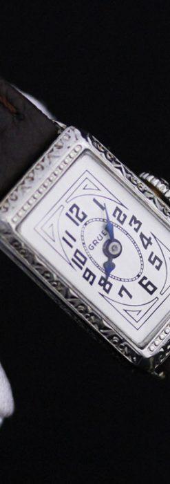グリュエン腕時計-W1345-1