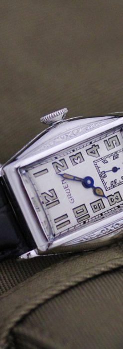 グリュエン腕時計-W1348-1